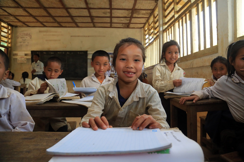 Dubai charity supports 35,000 school children in Laos