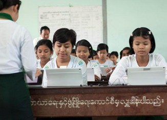 Myanmar revamps education system, ditches rote learning