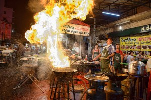 Thai government backpedals in anti-street food crusade