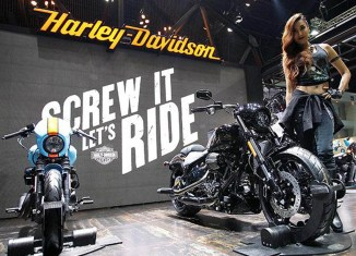 Harley-Davidson builds factory in Thailand