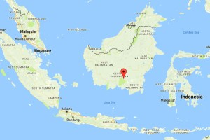 Indonesia's capital could be moved to new location – Borneo
