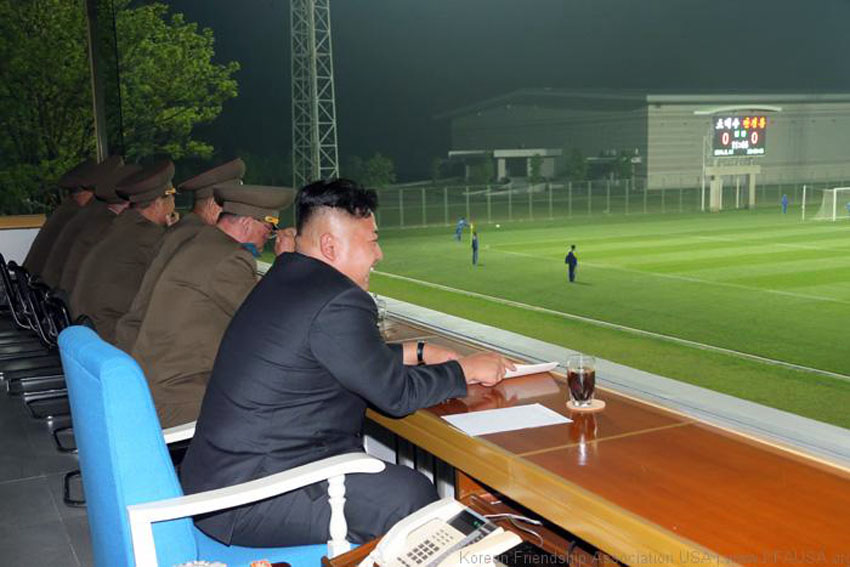 Malaysian soccer team in unease over upcoming game in Pyongyang