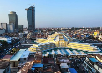 Phnom Penh to get first skytrain system