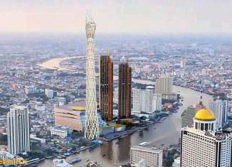 Bangkok gets huge observation tower as new tourism landmark