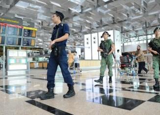 Singapore on highest terror alert level, ISIS named biggest threat