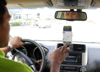 Uber launches ride-hailing services in Cambodia