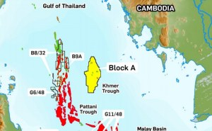 Cambodia becomes oil-producing nation