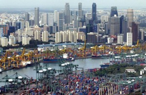 Singapore's GDP growth gains traction