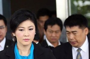 Thailand's ex-PM Yingluck said to have fled to Dubai