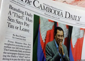 The Cambodia Daily shuts down after 24 years