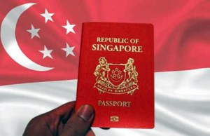 Singapore takes over Germany as world's most powerful passport