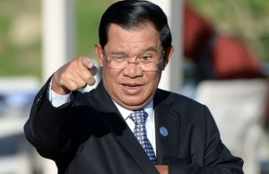 Cambodia's authoritarian leader will end like Mugabe, says opponent