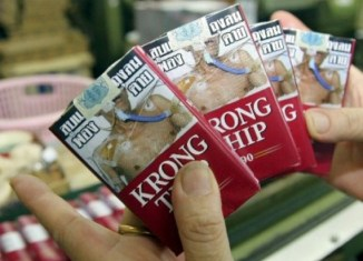 "Recent ""sin tax"" backfires on Thailand's tobacco monopoly"