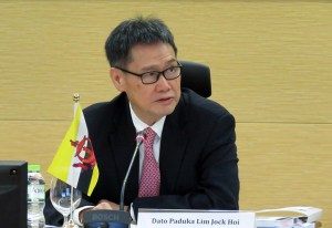 Brunei diplomat to become new ASEAN Secretary-General