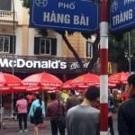 Finally, McDonald's ventures into Communist heartland Hanoi