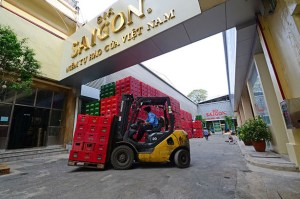 Thai-owned Sabeco aims to conquer half of Vietnam's beer market