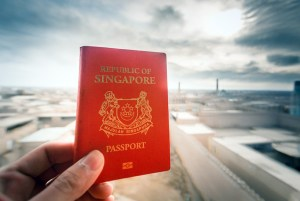 Singapore again most powerful passport in Asia