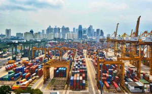 Singapore's economy picks up steam