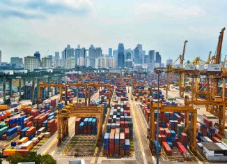 Singapore's economy picks up steam