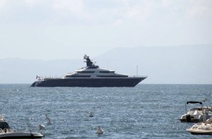 1MDB-linked super yacht seized off Bali