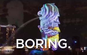 """Singapore hits back at """"boring"""" classification with witty video"""