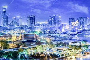 Thailand dreams of 100 smart cities