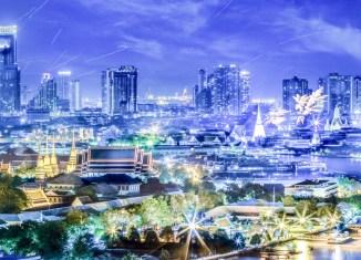 Thailand dreams of 100 smart cities