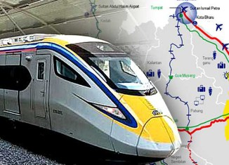 Malaysia set to scrap showcase infrastructure projects