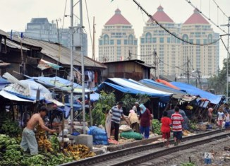 Poverty in Indonesia becomes urban problem