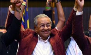 Opposition scores historic win in Malaysia landmark election