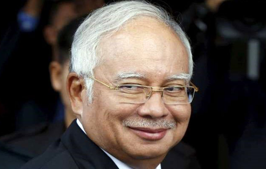 Najib full of promises ahead of May 9 election