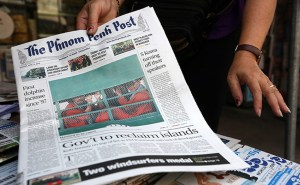 Sale of Phnom Penh Post heralds end of independent press in Cambodia