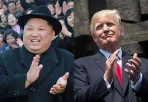 Trump-Kim date set for June 12 in Singapore