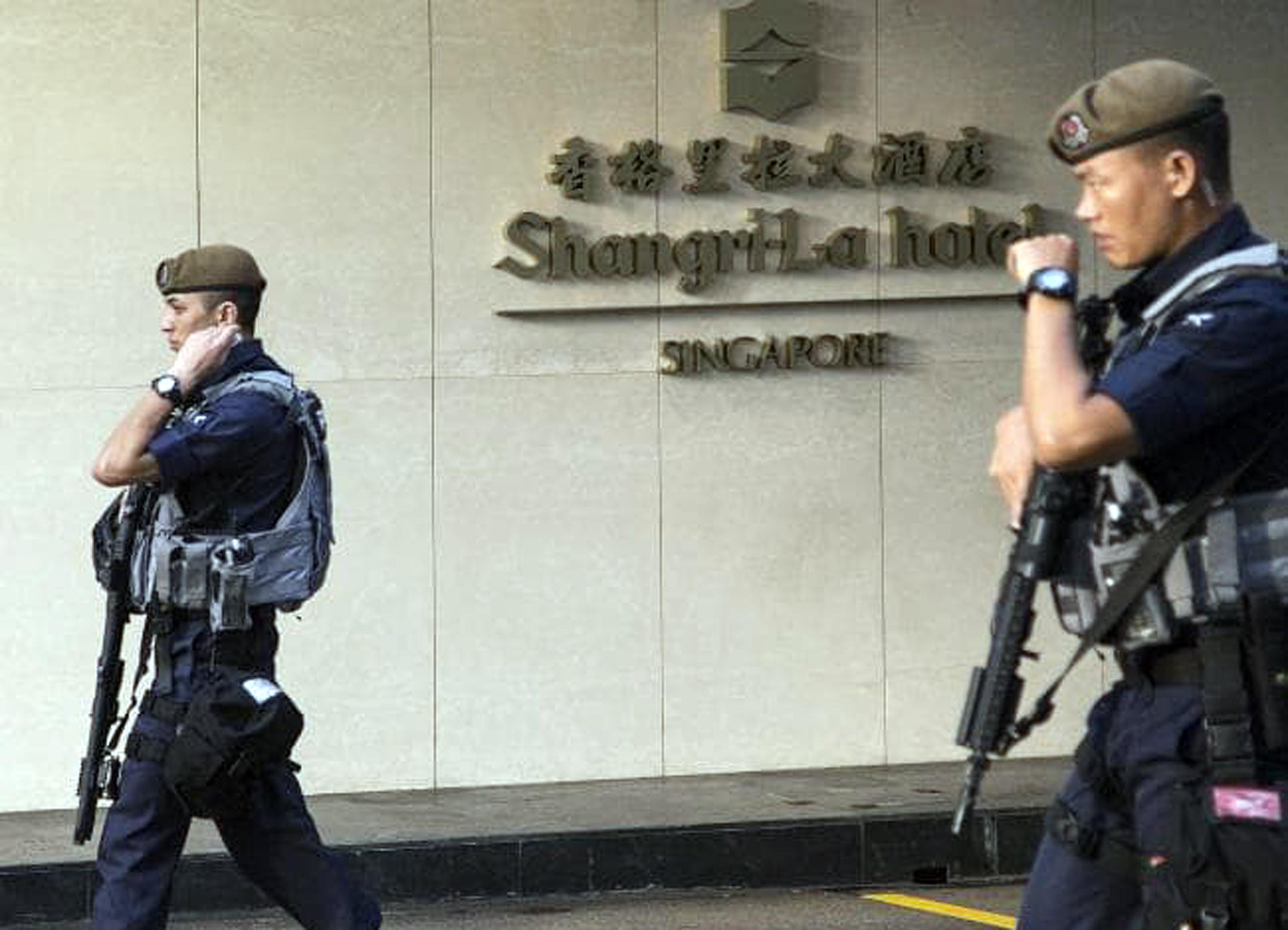 Security headaches for Singapore ahead of Trump-Kim meeting