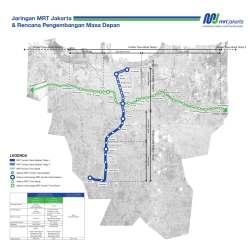 Traffic-choked Jakarta to launch MRT operations by next March