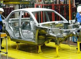 Malaysia Car Production