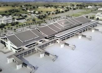 Wattay International Airport Vientiane