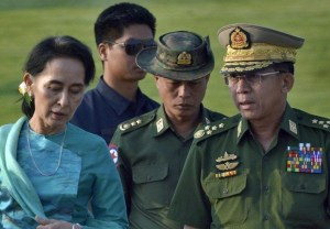 Canada strips Myanmar's Aung San Suu Kyi of honorary citizenship