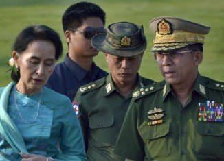 Canada strips Myanmar's Aung San Suu Kyi of honorary citizenship