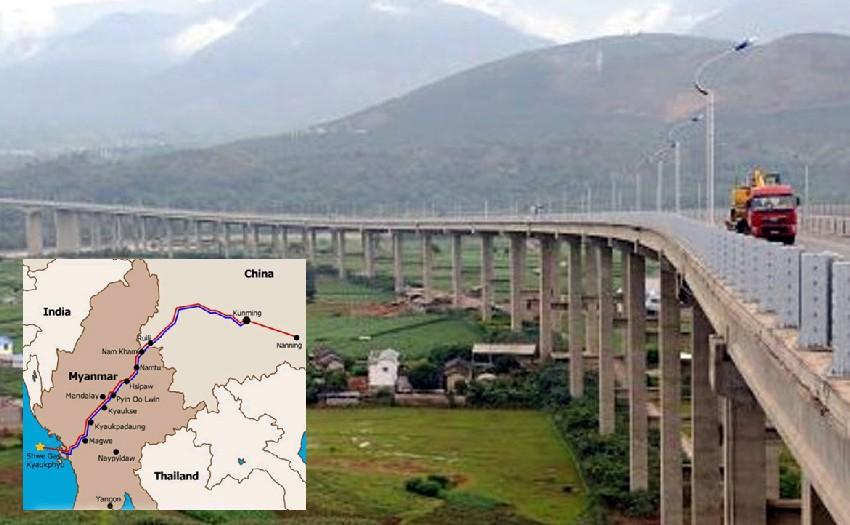 Agreement signed to build China-Myanmar Economic Corridor