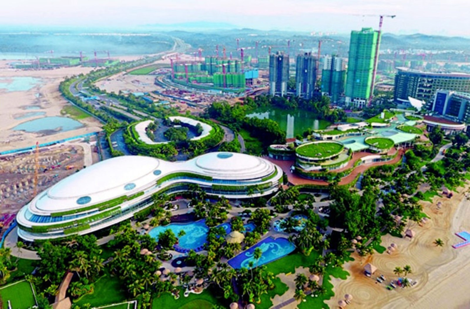 Malaysia halts property developments exclusively for foreigners