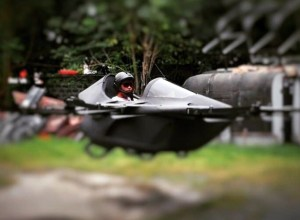 Filipino entrepreneur builds passenger drone for traffic-plagued cities (video)