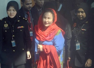 """""""Malaysia's Imelda"""" likely to be charged for money laundering"""