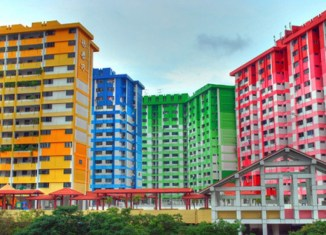 Singapore residential property sales drop 64% in August