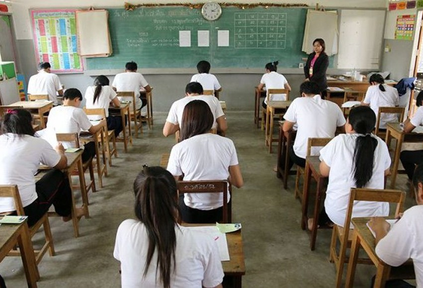 Thailand's weak education system a big drawback for development