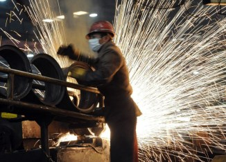 Chinese Steel Firm