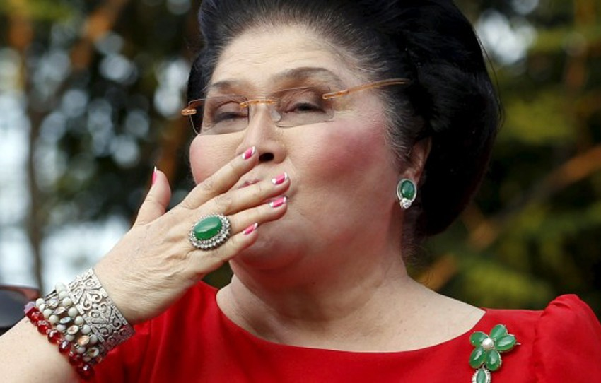 Finally: Imelda Marcos found guilty of graft, sentenced to prison