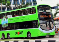 Singapore Bus On-demand