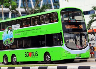 Singapore Bus On-demand
