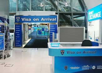 Thailand Visa on Arrival